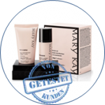 Mary Kay Microdermabrasion Set Test