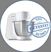 Bosch MUM Küchenmaschine - Kunden testen