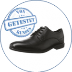 Rockport Businessschuhe Test