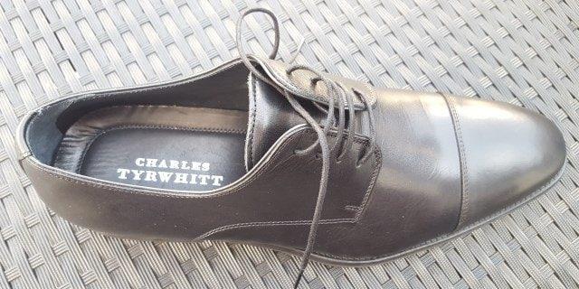 Charles Tyrwhitt Schuhe Erfahrungen Kunden testen