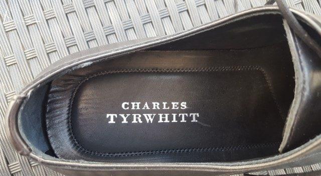Charles Tyrwhitt Derby Herrenschuhe Erfahrungsbericht