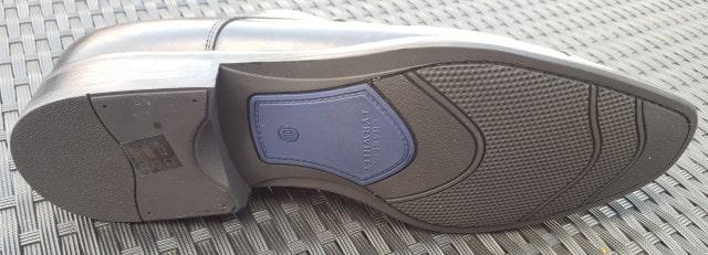 Charles Tyrwhitt Schuhe Gummisohle